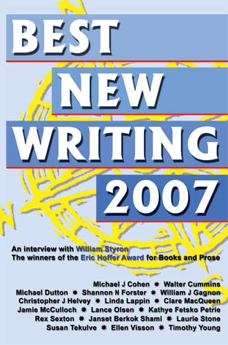 Best New Writing 2007